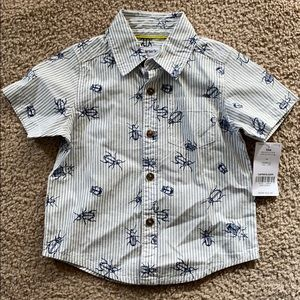 Carter's boys button down